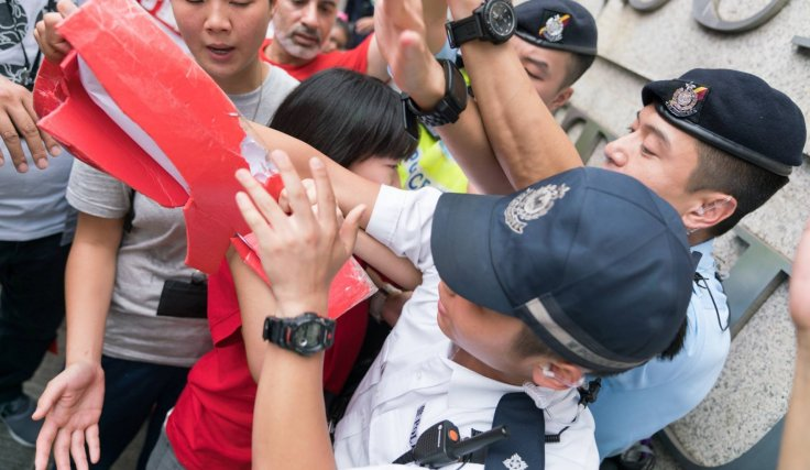 Hong Kong Socialist Action