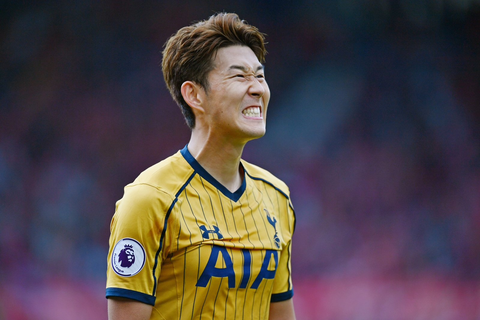 Tottenham transfer news: Son Heung-min thrilled at being