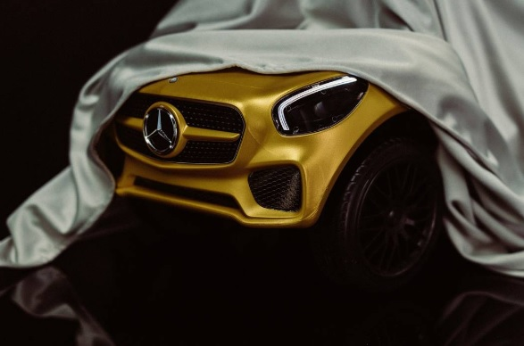 Mercedes AMG concept model