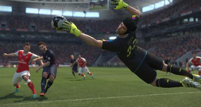 PES Pro Evolution Soccer 2017