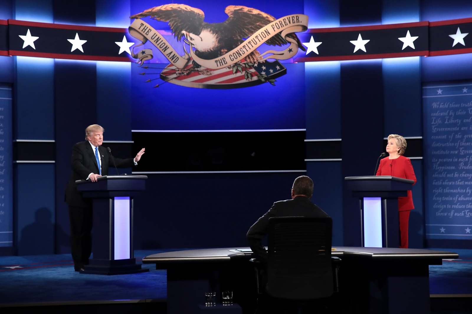 presidential debate - photo #8