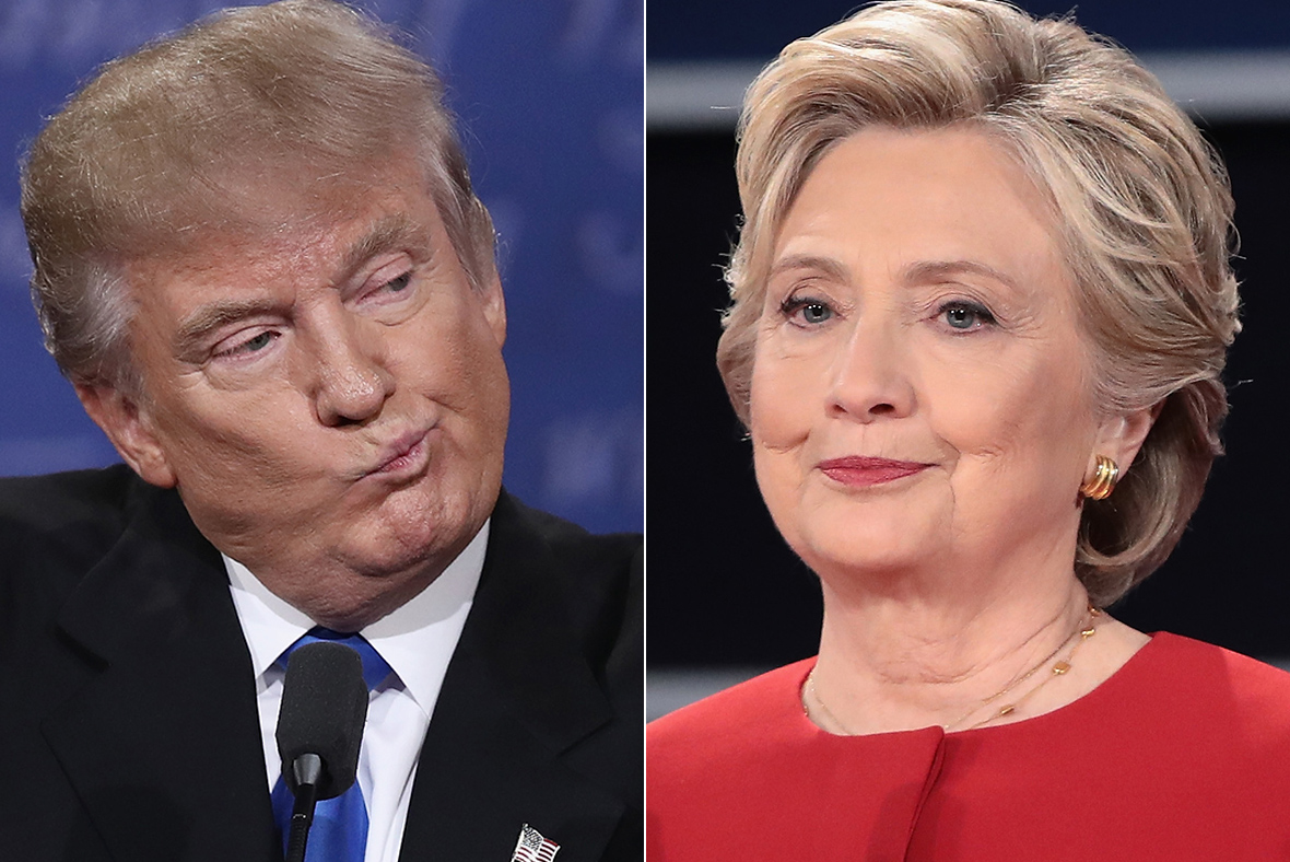 Clinton vs Trump: First presidential debate highlights