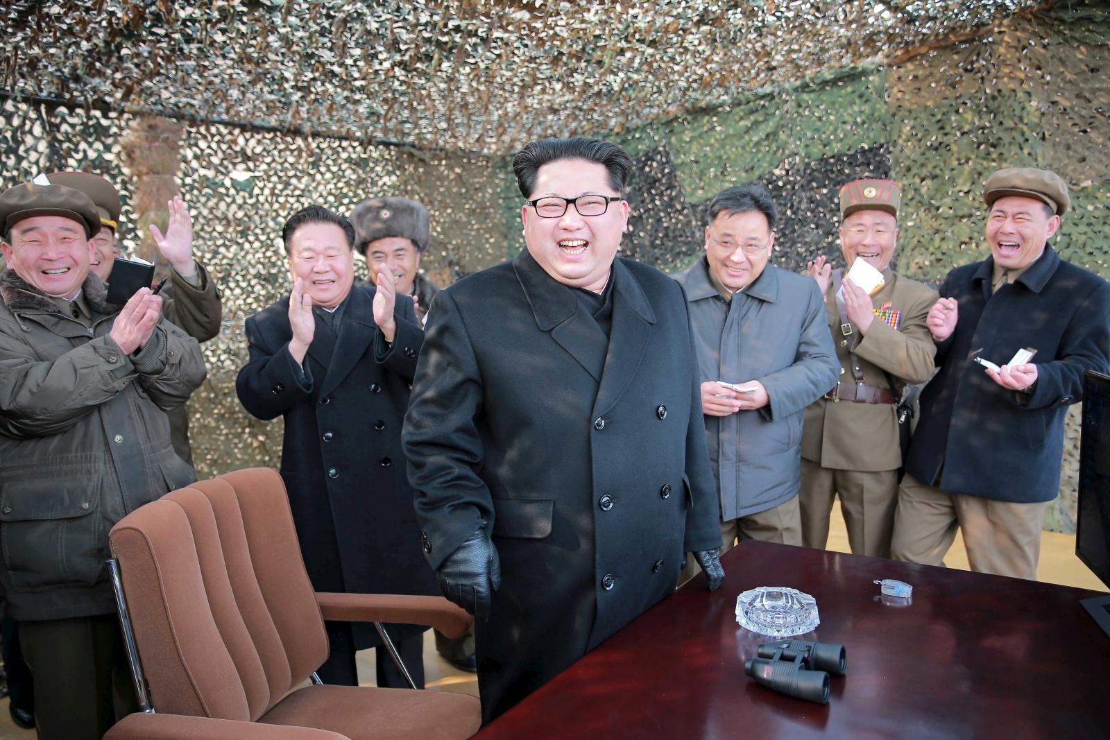 North Korea nuclear threat