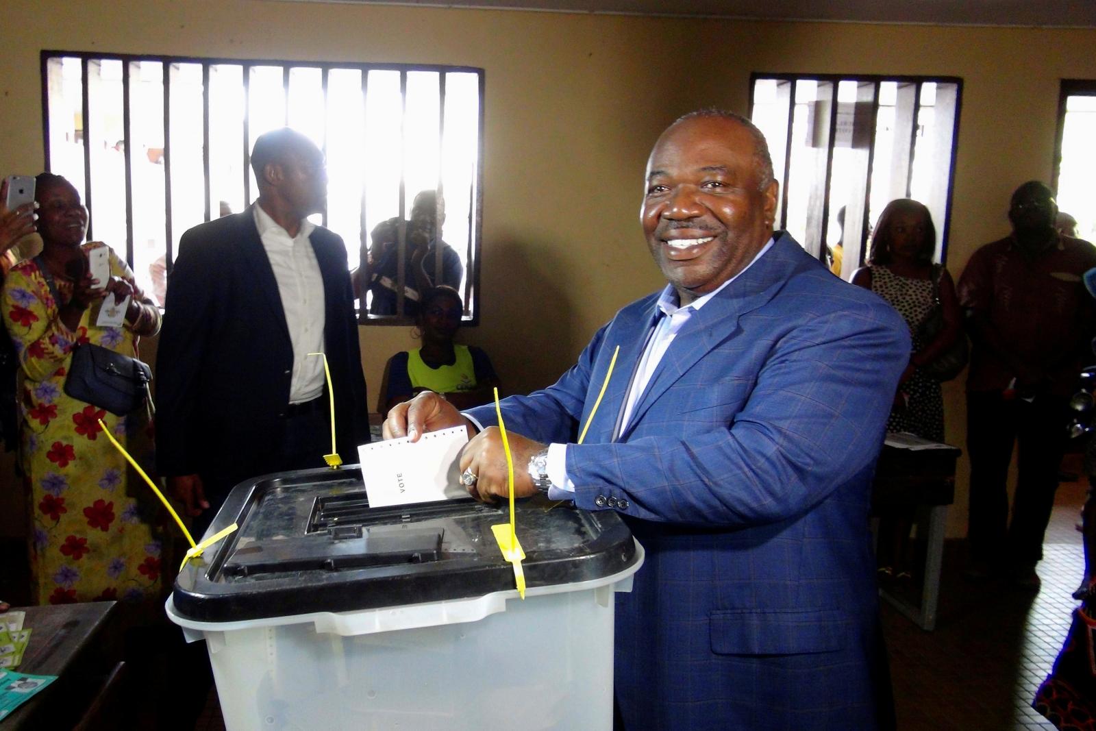 Gabon elections