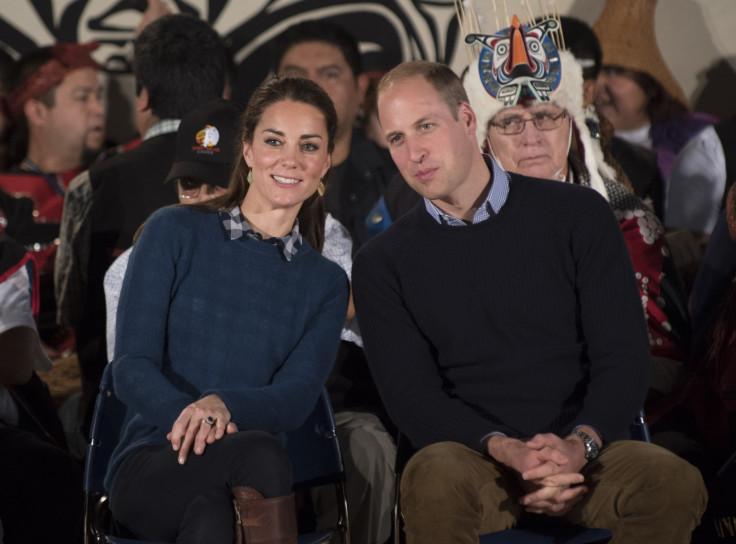 Prince George and Princess Charlotte take Canada