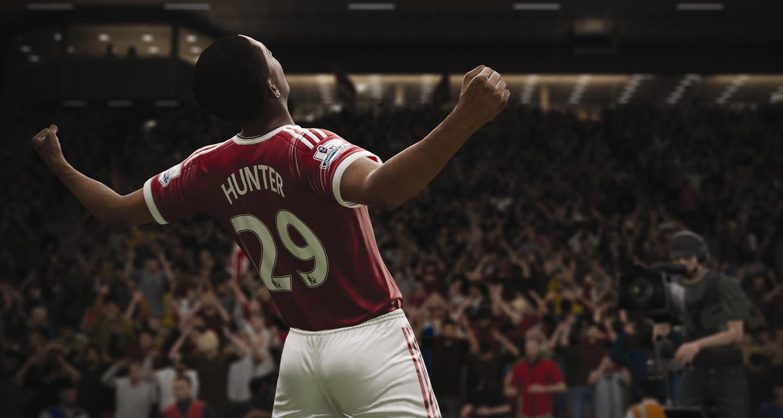 Fifa 17 The Journey Alex Hunter