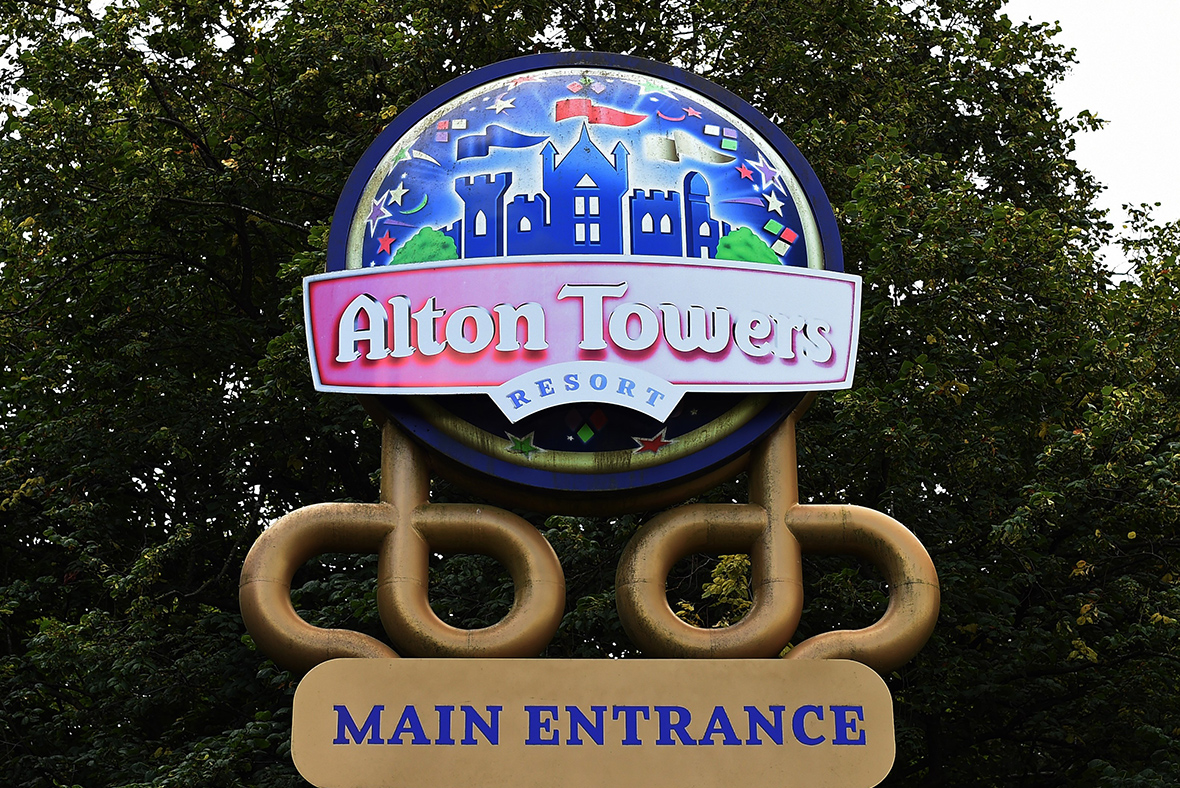 Alton Towers owners fined £5 million for 'failing to protect their customers' in horror roller coaster crash