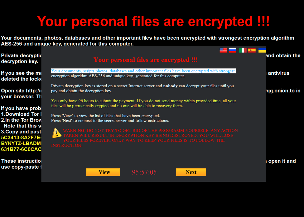 MarsJoke ransomware targeting US government organisations, gives victims 96 hours to pay up before deleting files