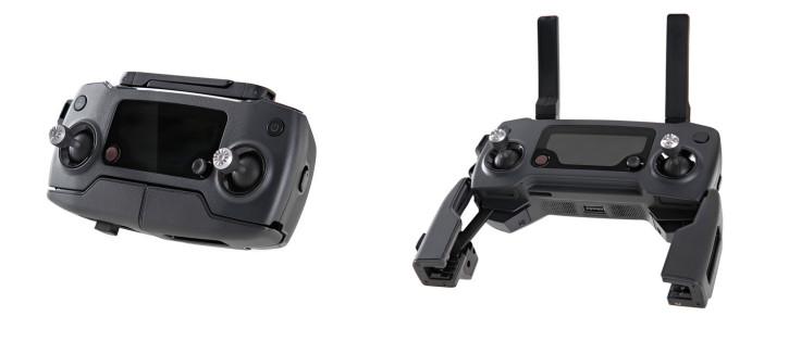 DJI Mavic Pro's remote controller