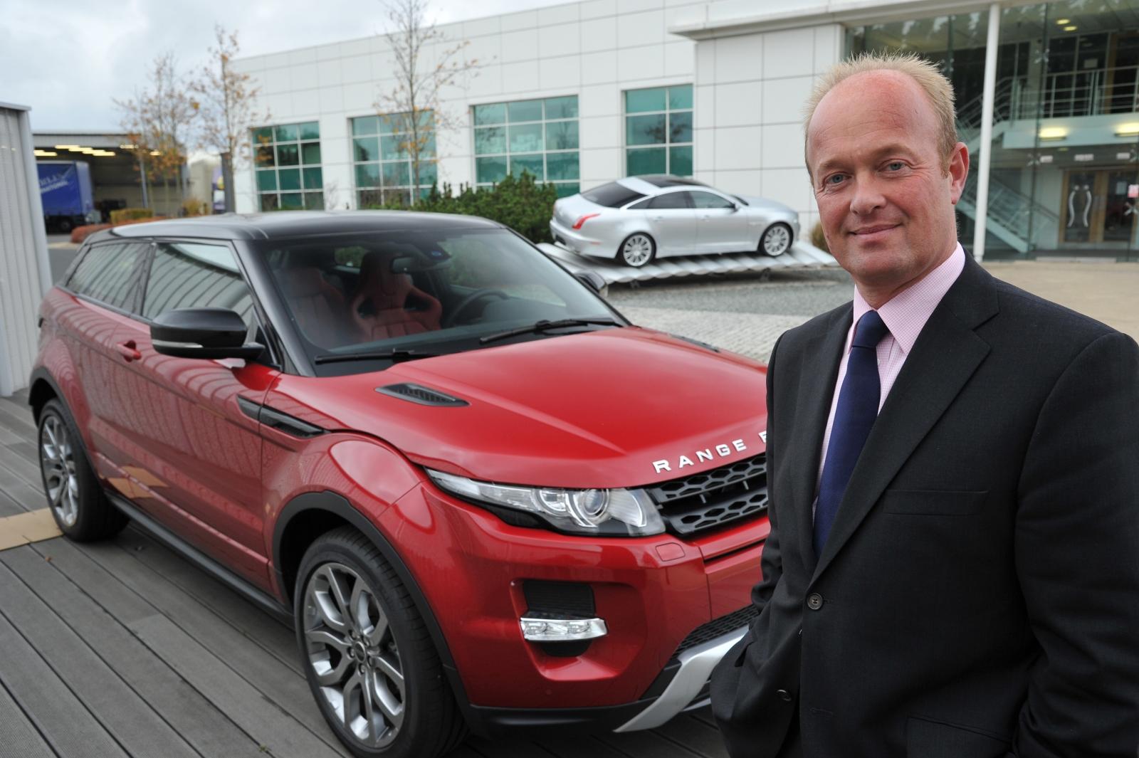 Jeremy Hicks Jaguar Land Rover