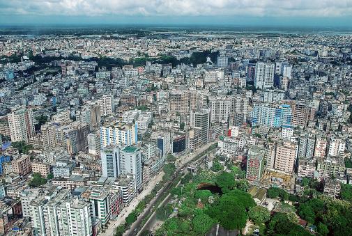 Dhaka megacity water
