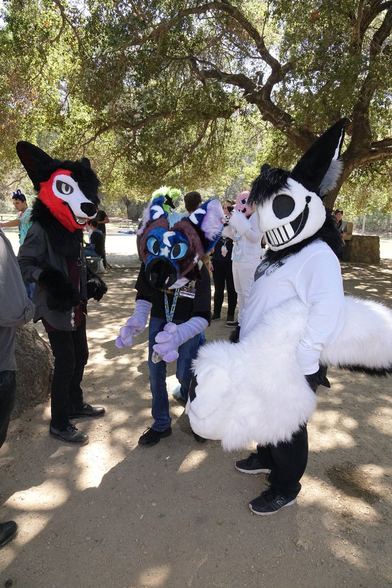 California triple homicide furries
