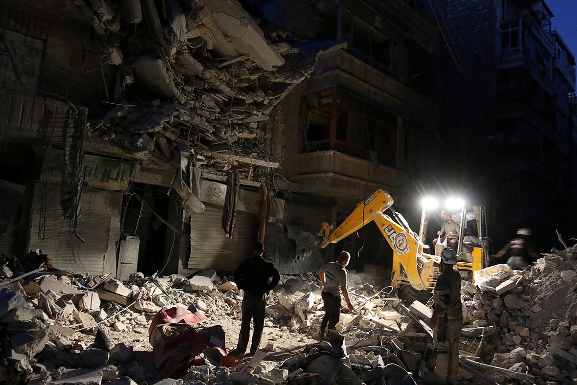 Aleppo