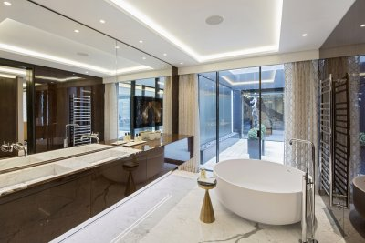 The Park Crescent London property luxury
