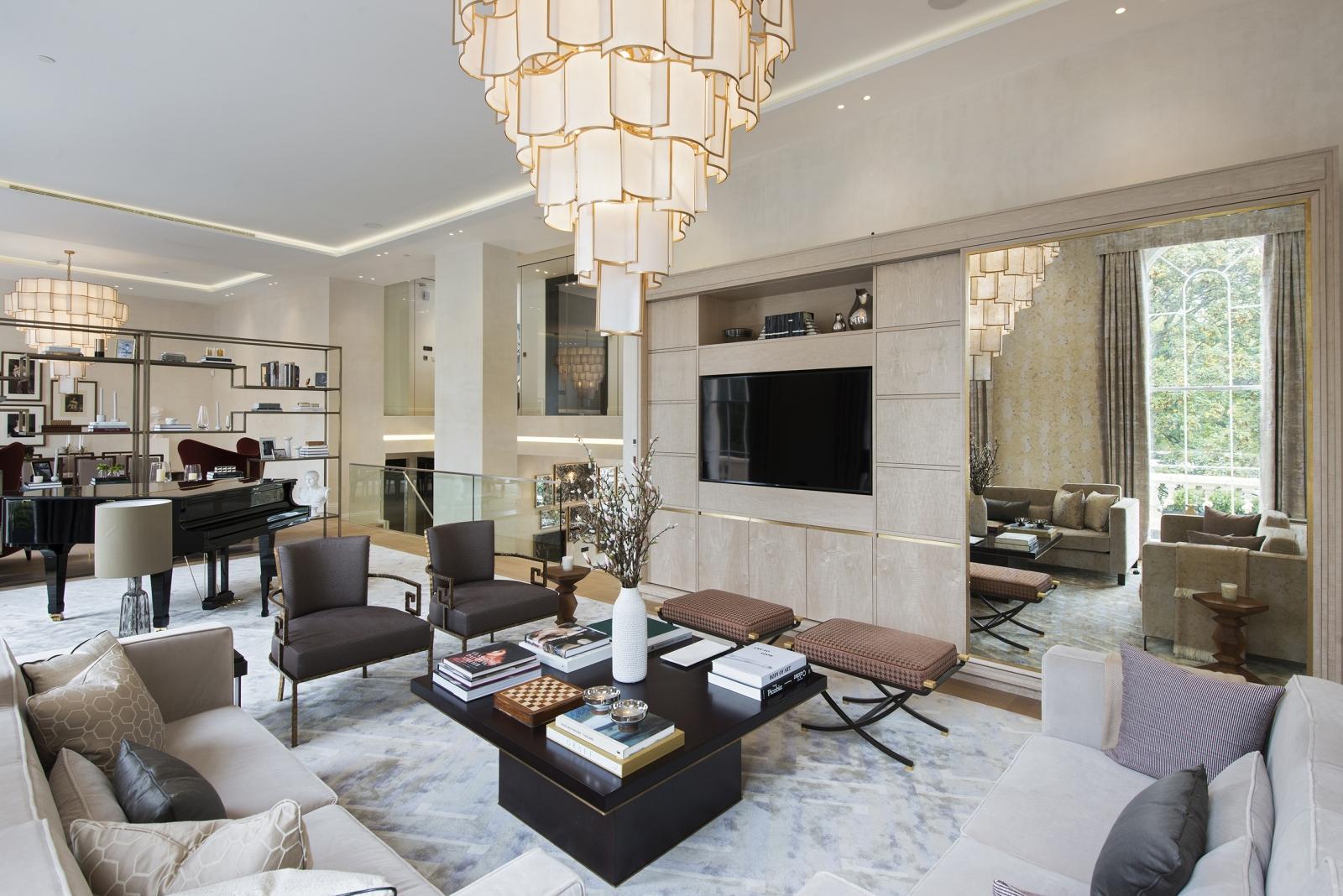 The Park Crescent London property luxury