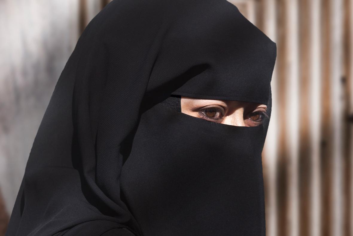Swiss burka ban