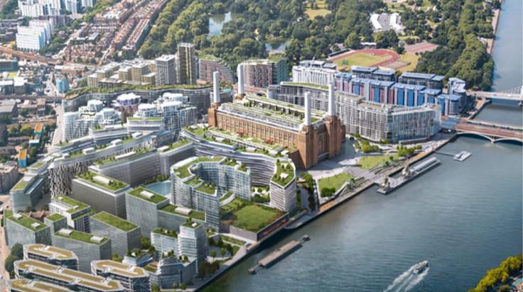 Apple HQ - Battersea Power Station
