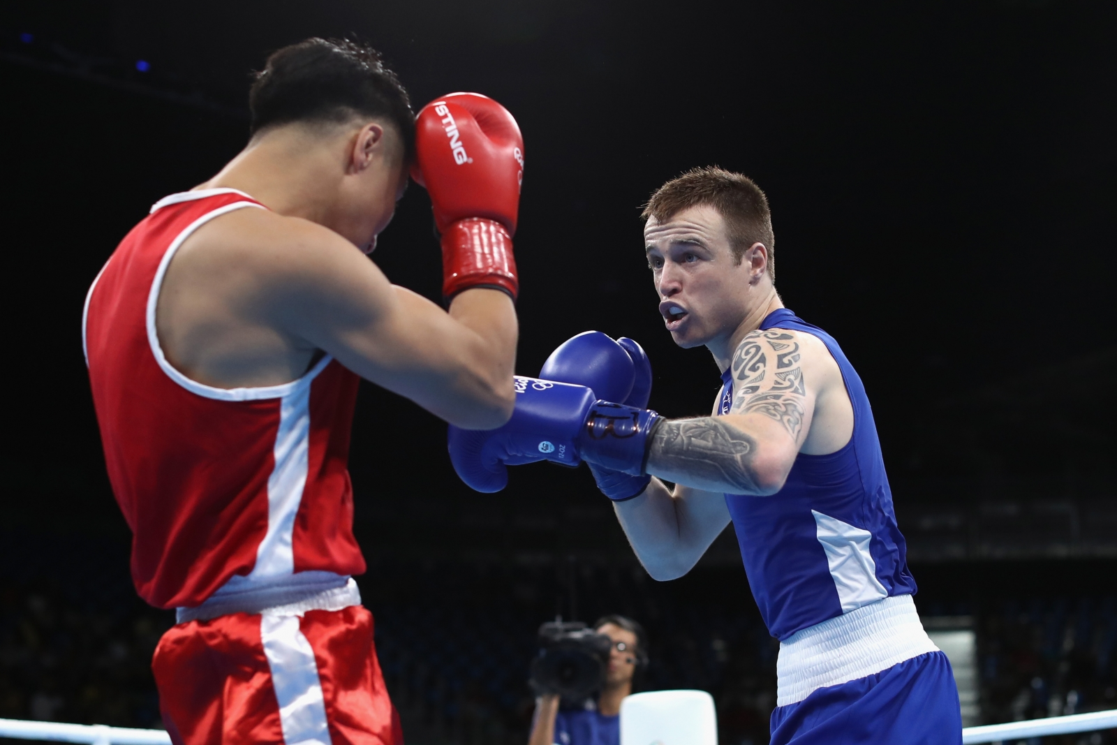 IOC sanctions three boxers for betting during Rio 2016