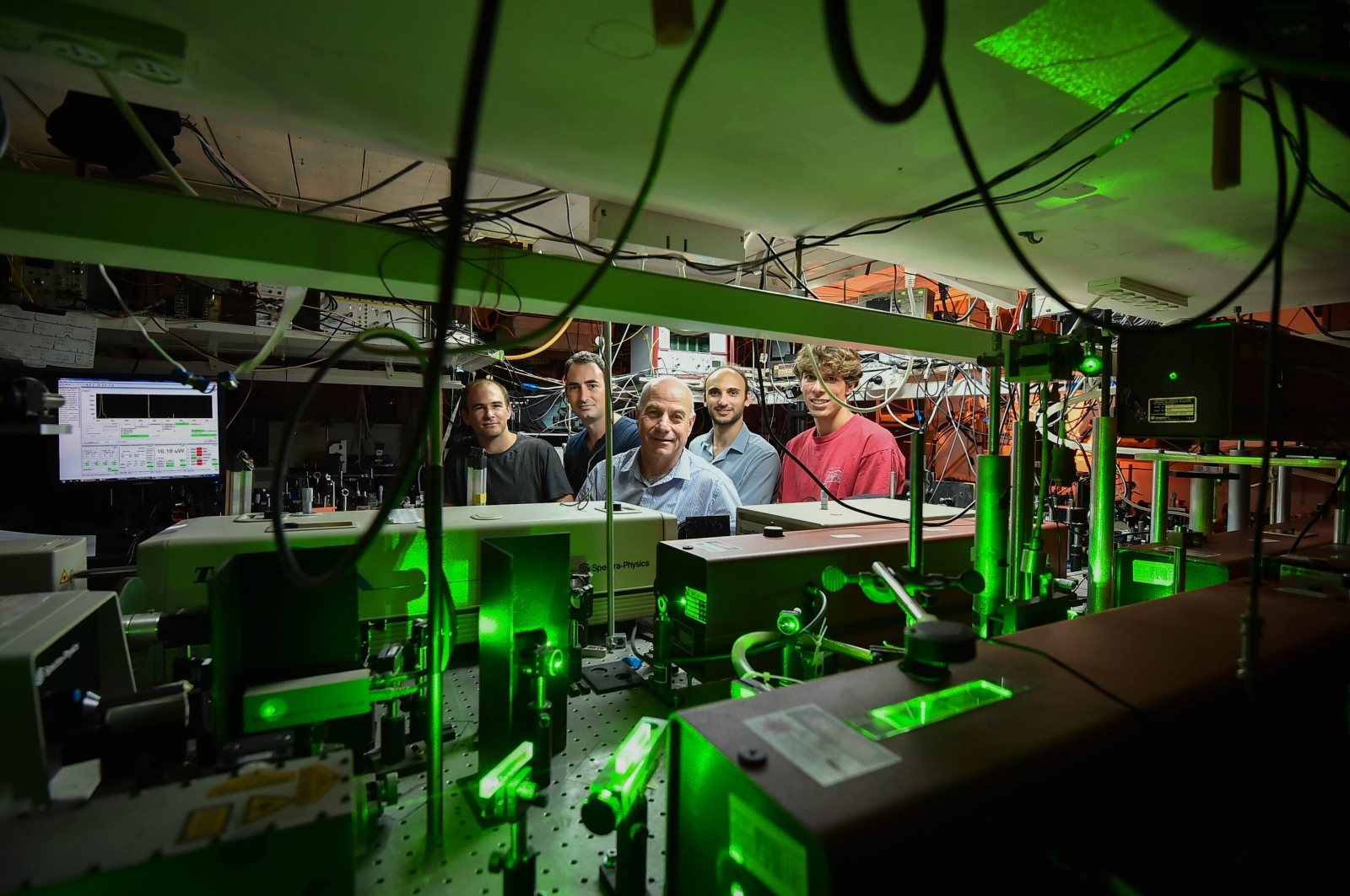 Scientists from Technion-Israel Institute of Technology