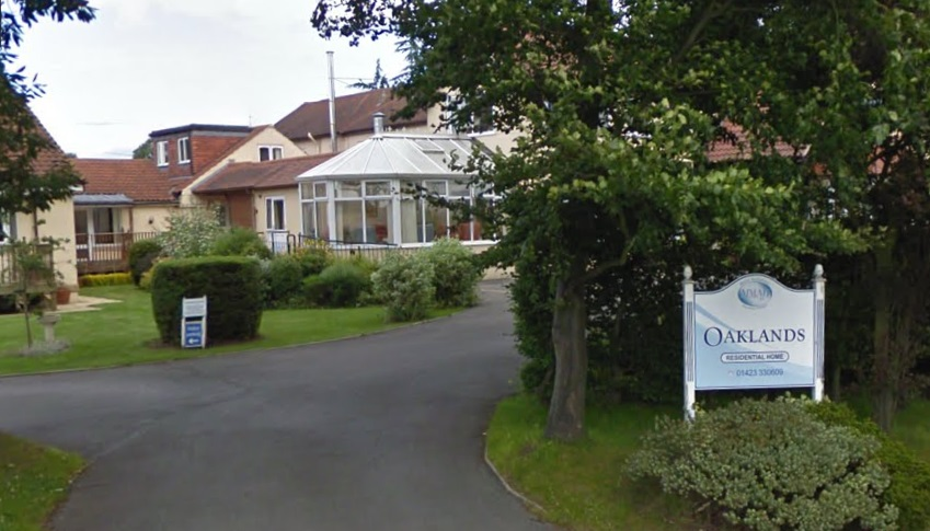 care home fined