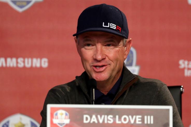 Davis Love III