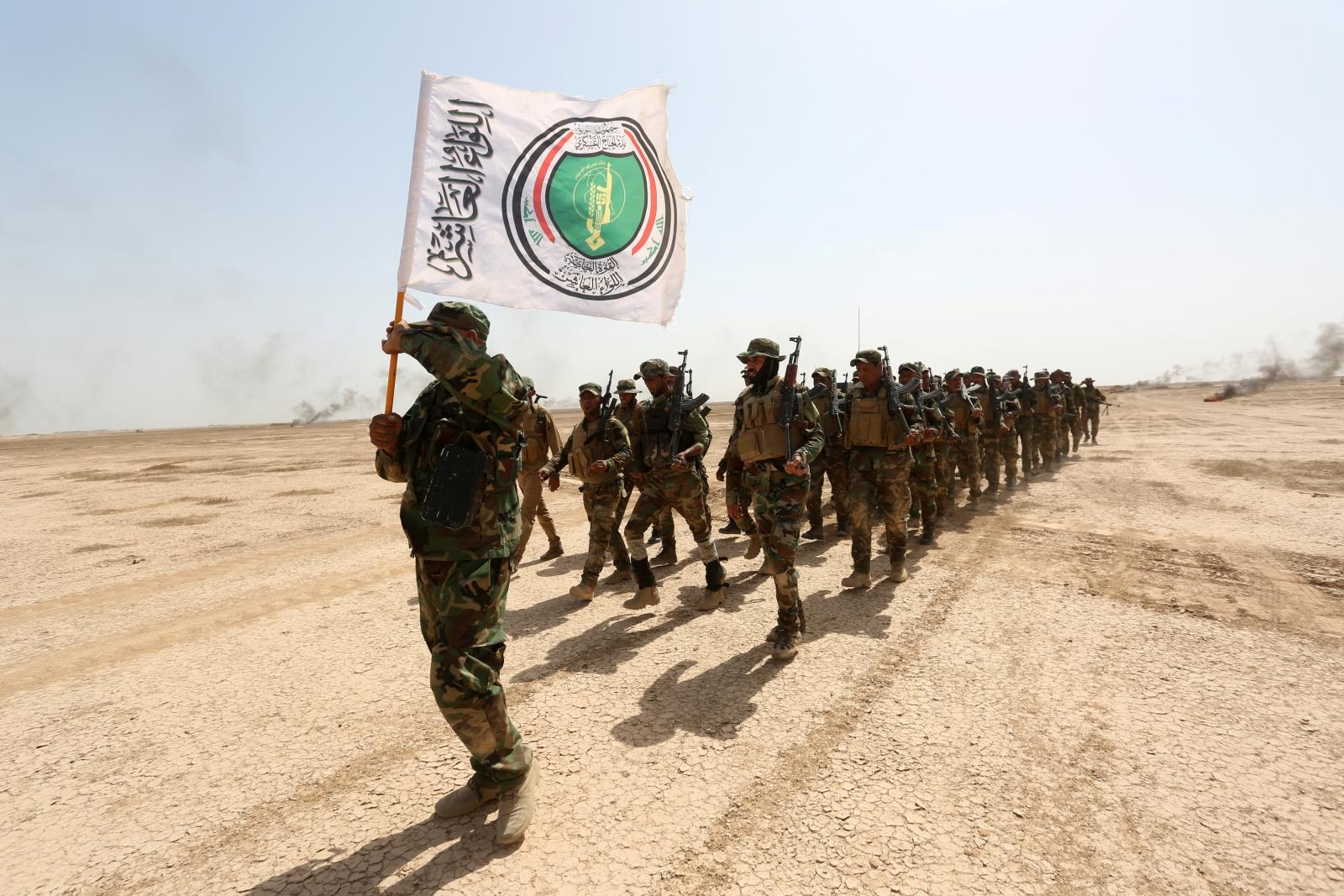 Mosul offensive