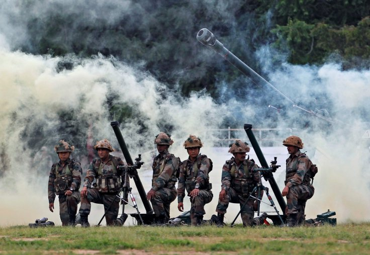 Indian army surgical strikes