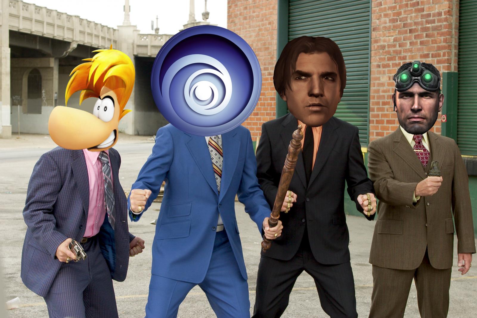 Ubisoft Fight