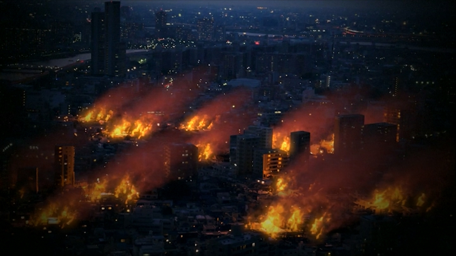 Japan releases earthquake simulation videos