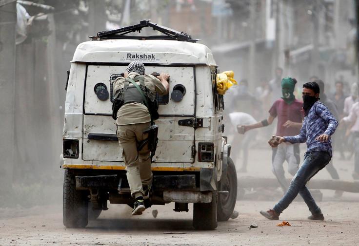 Kashmir unrest