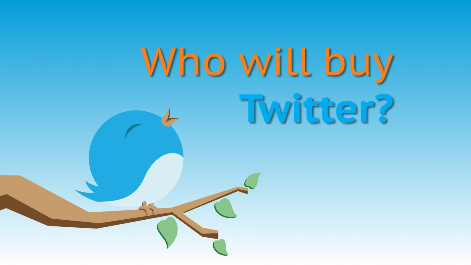 Google, Microsoft, Disney: Which company will buy Twitter?