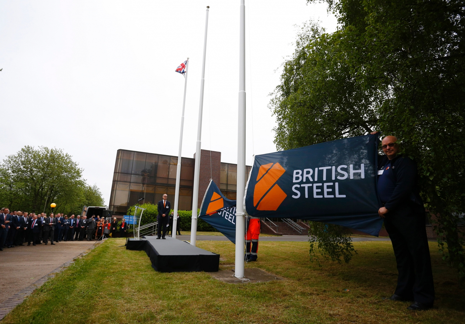 British Steel returns to profits in the first 100 days after Tata sale, executive chairman says