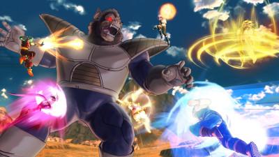 Dragon Ball Xenoverse 2 Nail story
