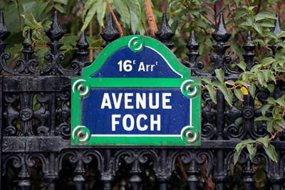 Avenue Foch