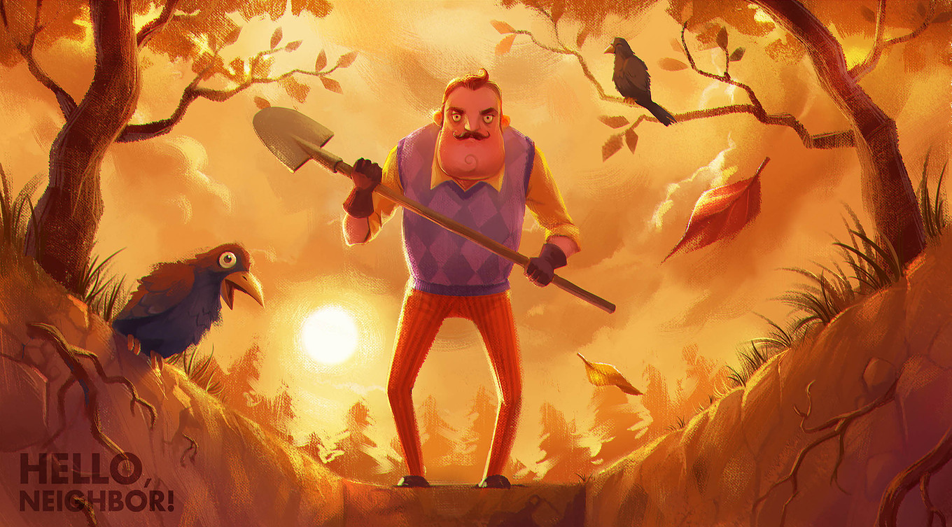 Hello Neighbor game