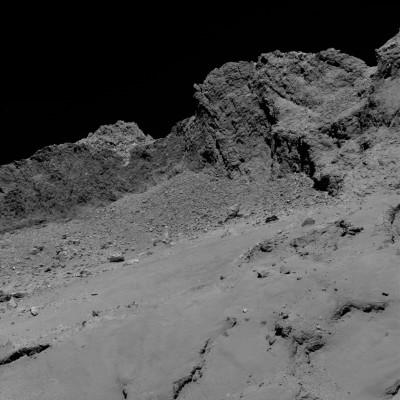 esa comet landing rosetta