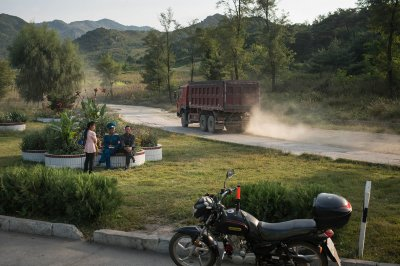 North Korea daily life