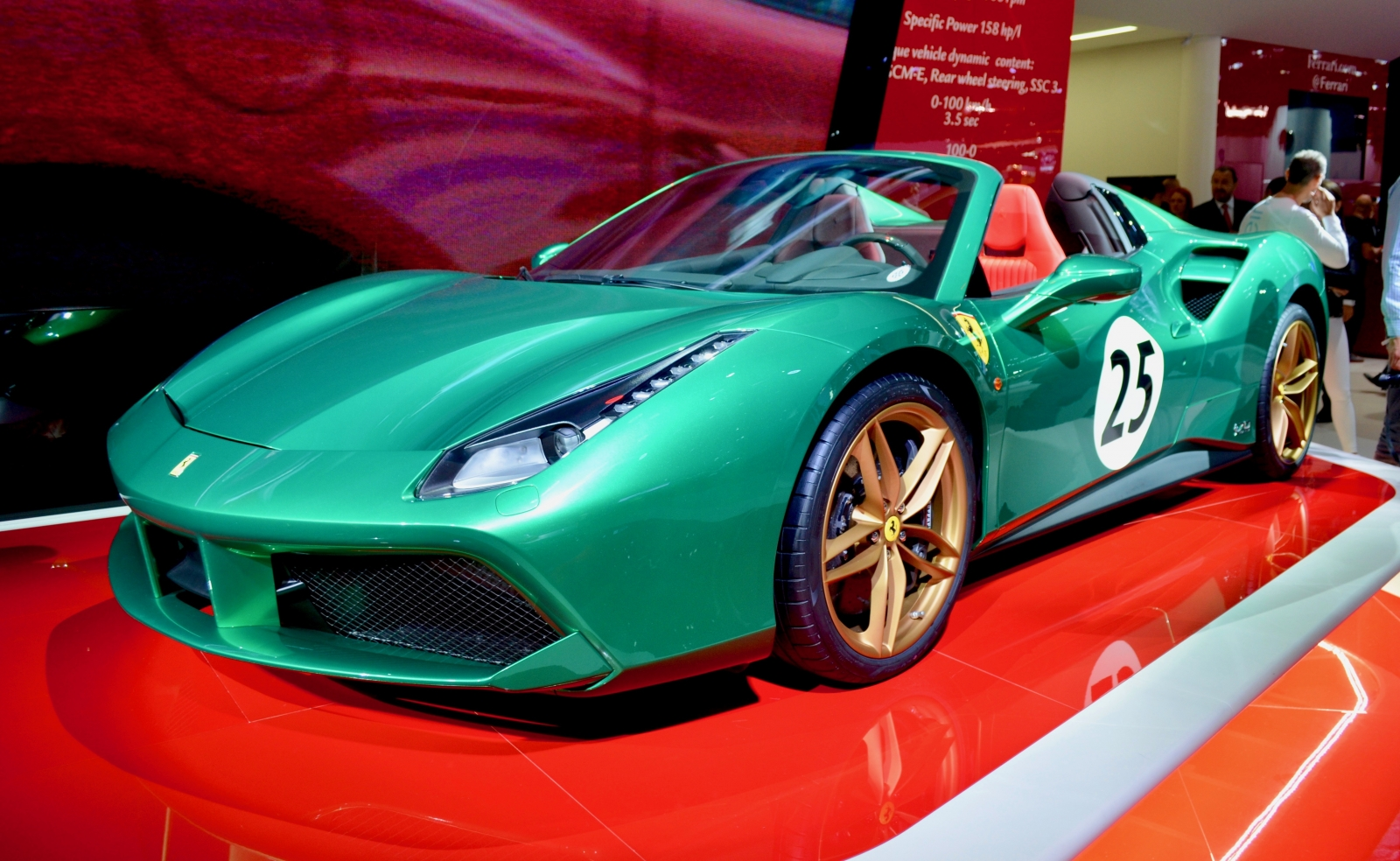 Electric Cars For Sale >> Ferrari 70th birthday special editions revealed in Paris