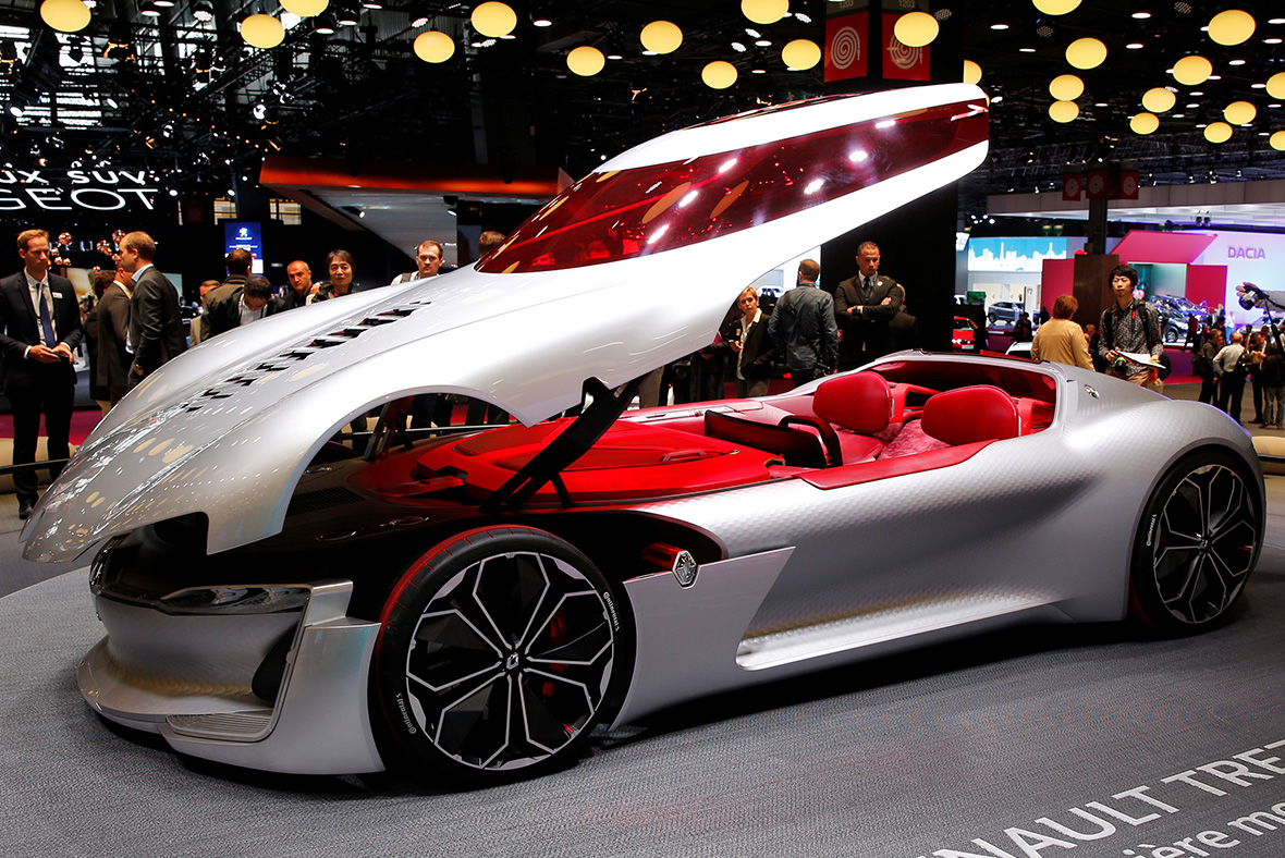 Paris Motor Show 2016 Photos: The Hottest, Fastest And