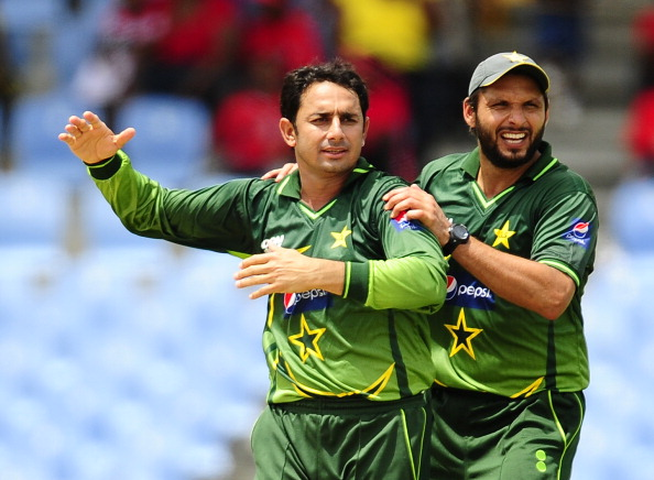 India Vs Pakistan: Shahid Afridi, Saeed Ajmal Say