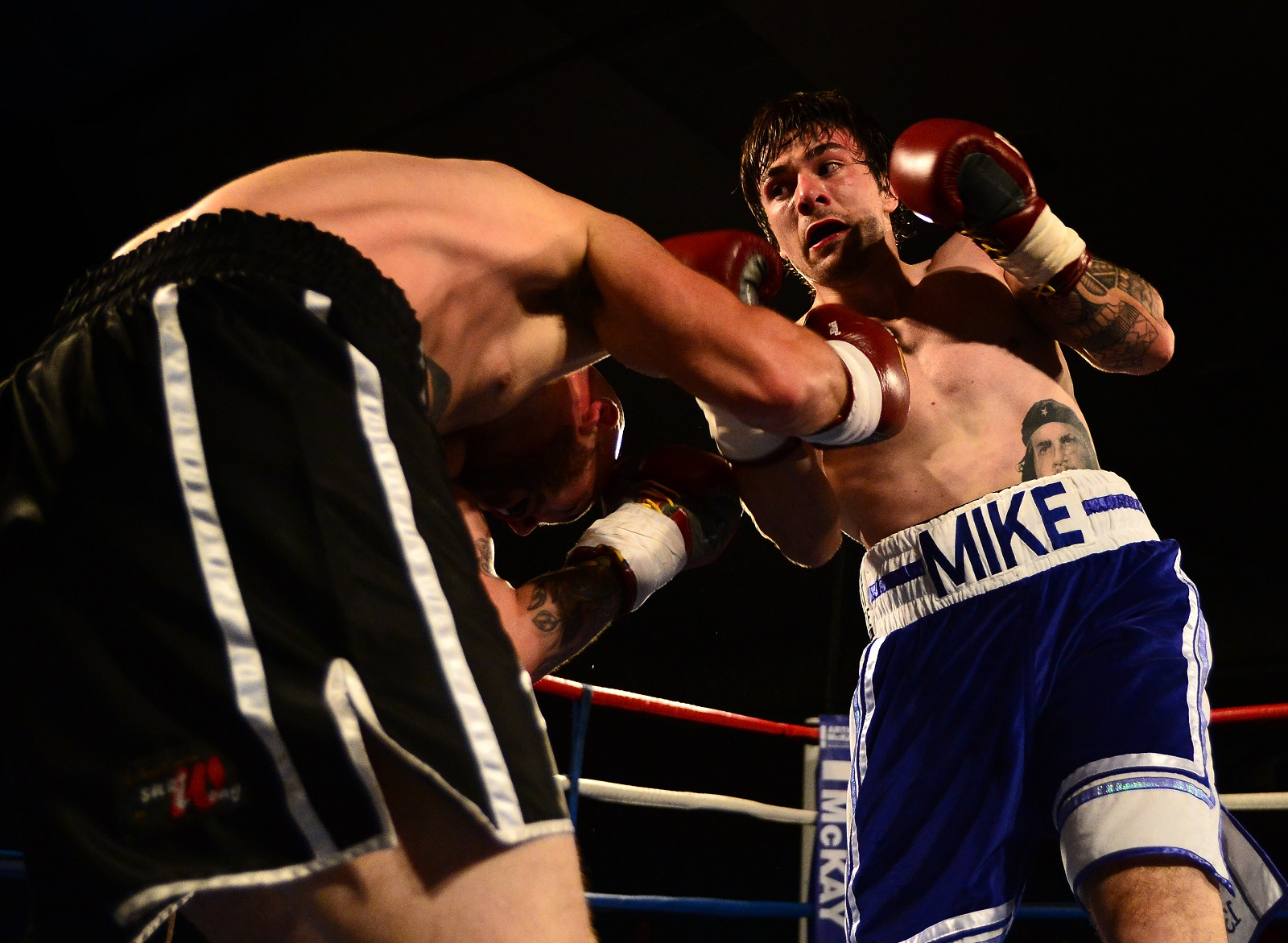 Mike Towell boxer 2015