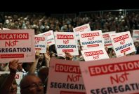 Labour's Education Not Segregation Campaign