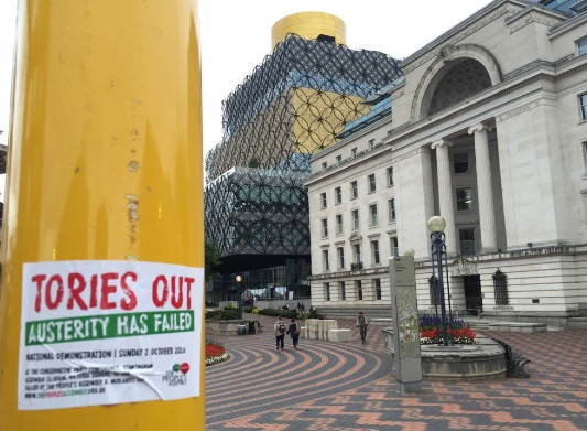 Conservative Party Conference 2016, protest planned