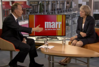 Theresa May Andrew Marr