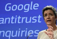 EU to stop Google\'s anti-competitive practices