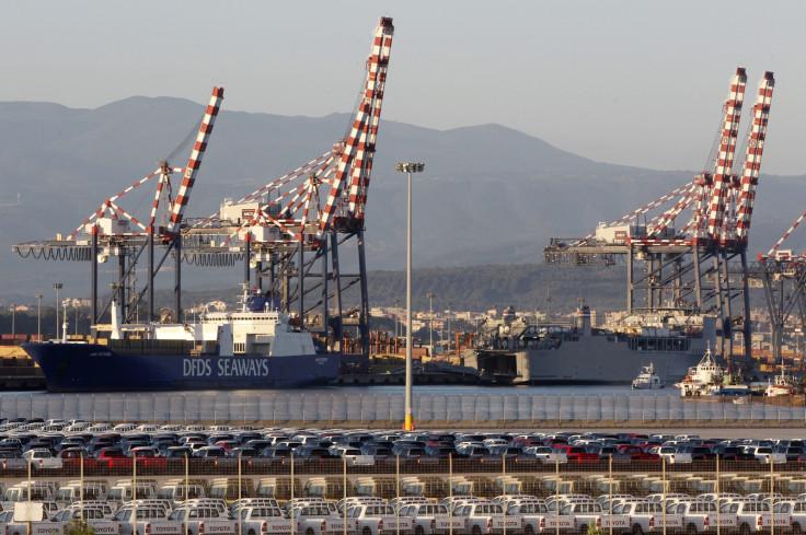 Gioia Tauro port