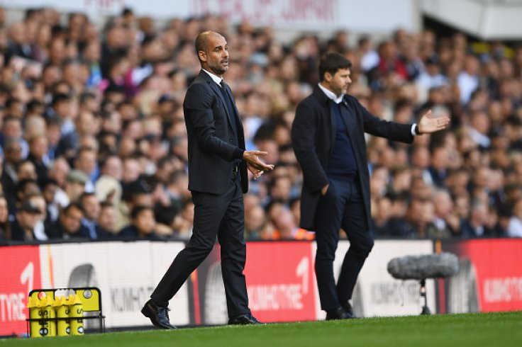 Pep Guardiola-Mauricio Pochettino