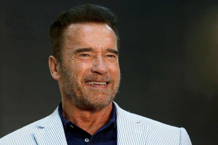 Arnold Schwarzenegger is 'disappointed' he can't run for US president