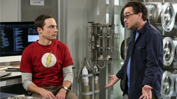 Big Bang Theory season 10 episode 3