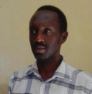 Salvador Nahimana, Burundian journalist
